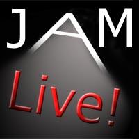 JAM Live! logo