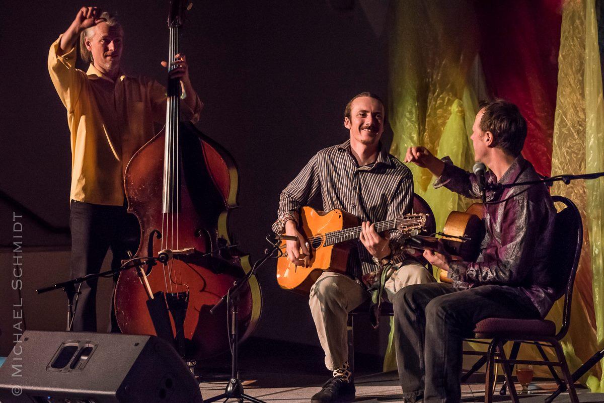 Marc Atkisnon Trio