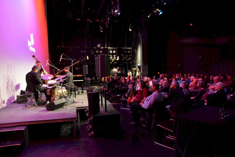 Tamir Hendelman Trio 2 - Photo by Bruce Barrett