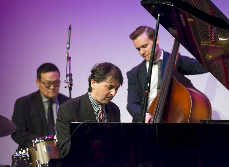 Tamir Hendelman Trio 3 - Photo by Bruce Barrett