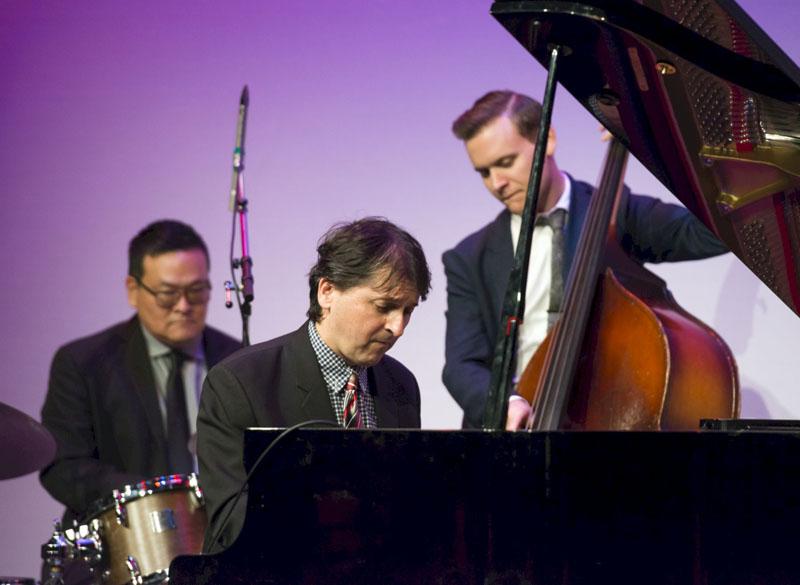 Tamir Hendelman Trio 3 - Photo by Bruce Barrett