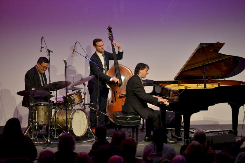 Tamir Hendelman Trio 4 - Photo by Bruce Barrett